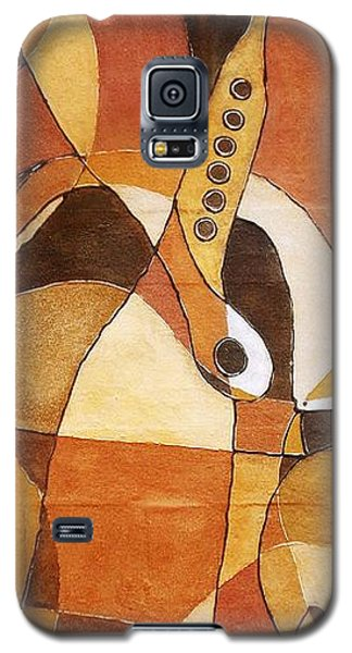 Rythm Of Unity Galaxy S5 Case by Bankole Abe