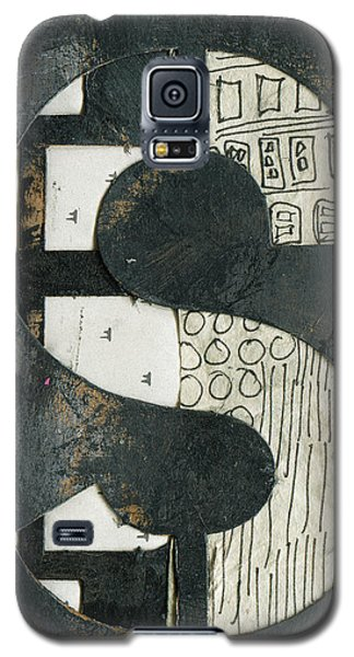 The Letter S Galaxy S5 Case