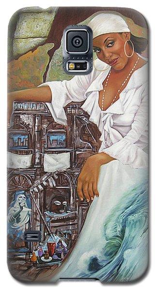 Sabanas Blancas Galaxy S5 Case