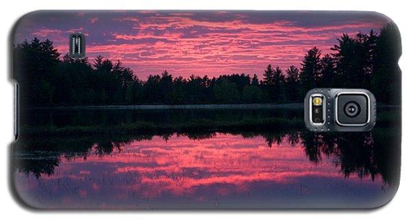 Sabao Sunset 01 Galaxy S5 Case