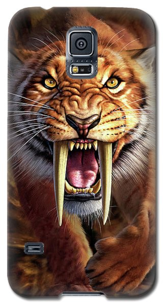 Sabertooth Galaxy S5 Case