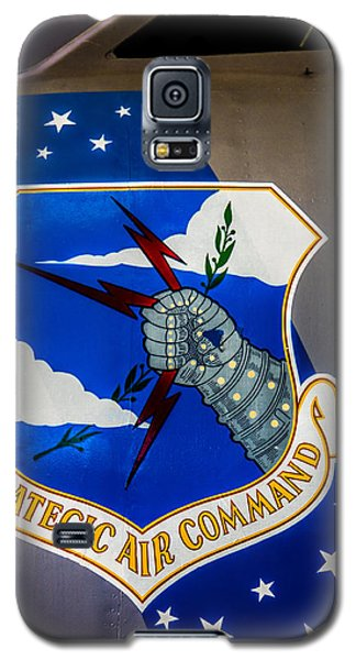 Strategic Air Command Galaxy S5 Case