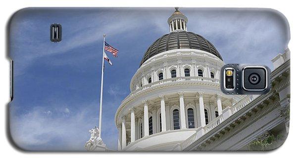 Sacramento Capitol Building Galaxy S5 Case