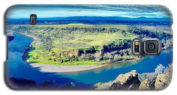 Sacramento River Galaxy S5 Case