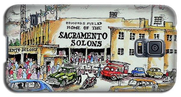 Sacramento Solons Galaxy S5 Case by Terry Banderas