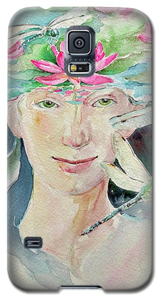Sacred Awakening Galaxy S5 Case
