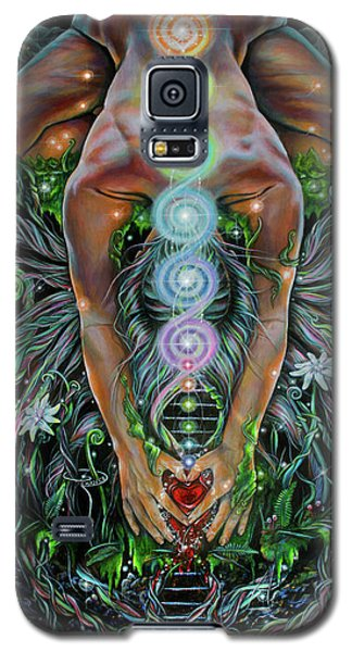 Sacred Cycle Galaxy S5 Case