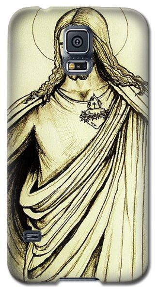 Sacred Heart Galaxy S5 Case
