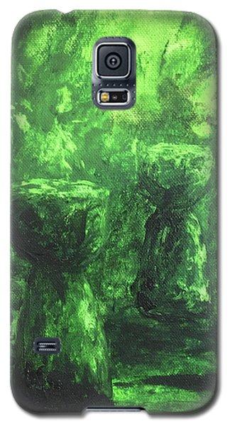 Sacred Latte Stones Galaxy S5 Case