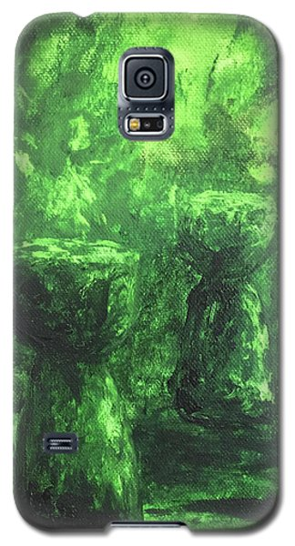 Sacred Latte Stones Galaxy S5 Case
