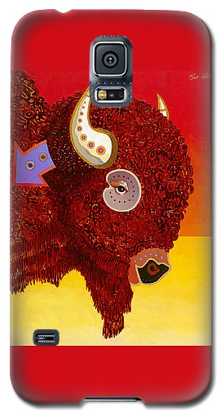 Sacred Monarch Galaxy S5 Case by Bob Coonts