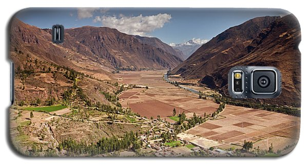 Sacred Valley Galaxy S5 Case
