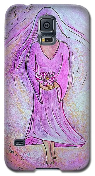 Sacred Woman Galaxy S5 Case by Gioia Albano