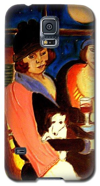 Sad Cafe Galaxy S5 Case