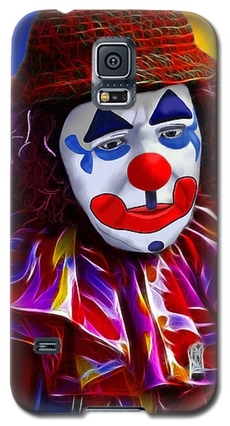 Sad Clown Galaxy S5 Case