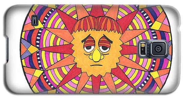 Sad Sunny Galaxy S5 Case