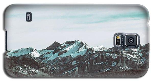 Saddle Mountain Morning Galaxy S5 Case