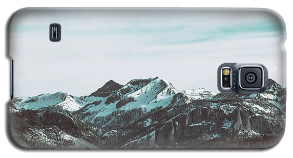 Saddle Mountain Morning Galaxy S5 Case
