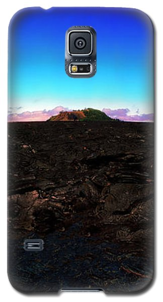 Saddle Road Humuula Lava Field Big Island Hawaii  Galaxy S5 Case