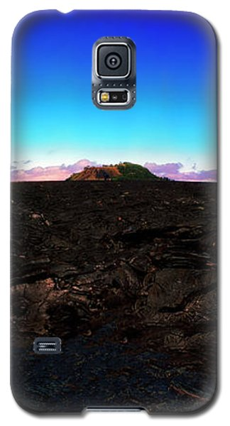 Saddle Road Humuula Lava Field Big Island Hawaii  Galaxy S5 Case
