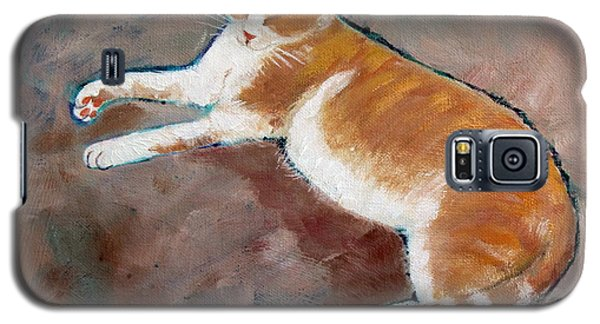 Saddle Tramp- Ranch Kitty Galaxy S5 Case