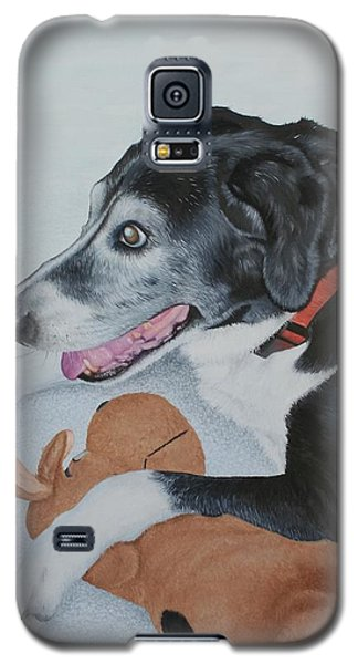 Sadie Galaxy S5 Case by Mike Ivey