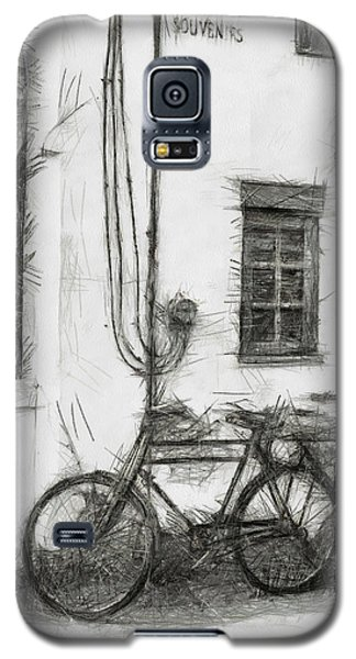 Safari Tours - Sketch Galaxy S5 Case