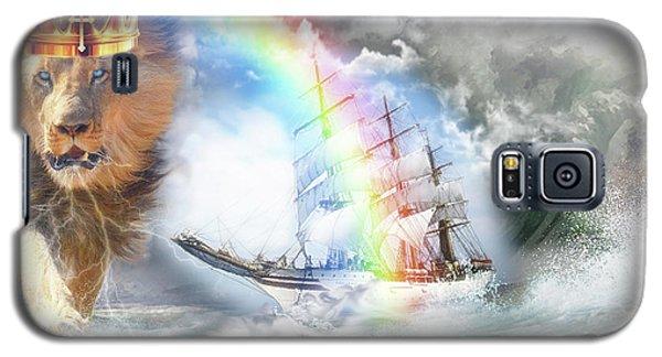 Safe Harbor  Galaxy S5 Case by Dolores Develde