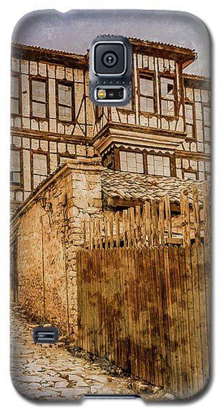 Galaxy S5 Case featuring the photograph Safranbolu, Turkey - Imposing - Needs Work by Mark Forte