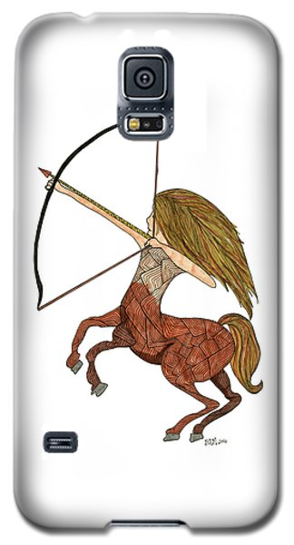 Sagittarius Galaxy S5 Case