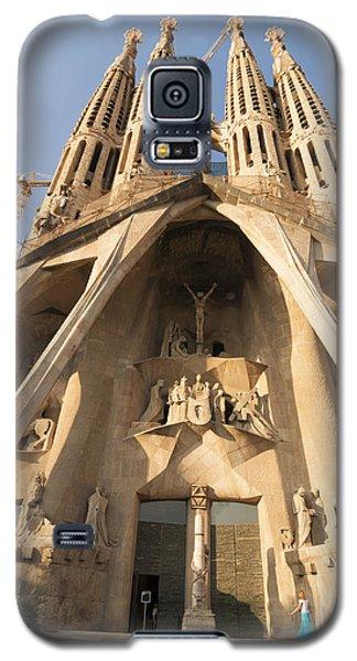 Sagrada Familia Church In Barcelona Antoni Gaudi Galaxy S5 Case
