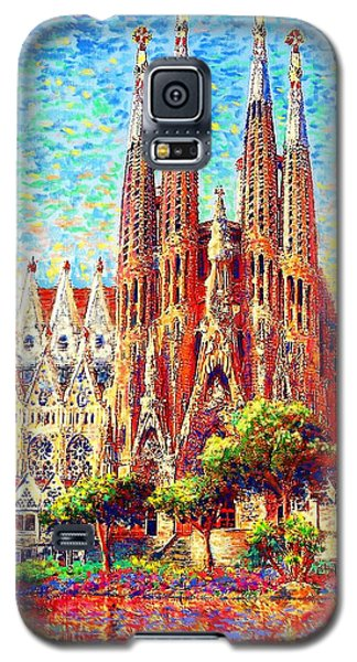 Sagrada Familia Galaxy S5 Case