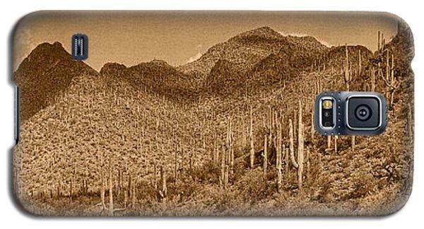 Saguaro Hillsides Tint  Galaxy S5 Case