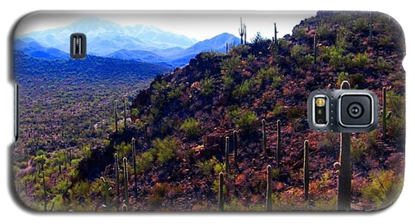 Saguaro National Park Winter 2010 Galaxy S5 Case
