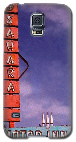 Sahara Motor Inn Galaxy S5 Case