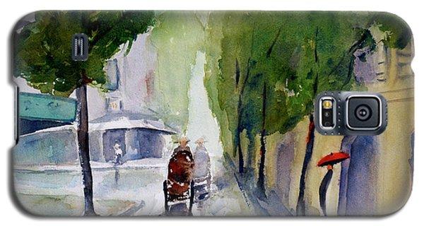 Saigon 1967 Tu Do Street Galaxy S5 Case