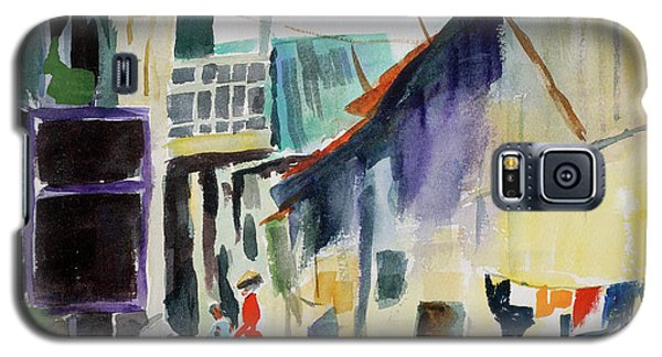 Saigon Alley Galaxy S5 Case by Tom Simmons