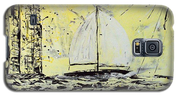 Sail And Sunrays Galaxy S5 Case by J R Seymour