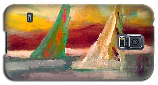 Sail Away 1 Galaxy S5 Case