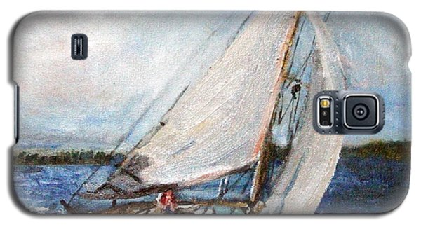 Sail Away Galaxy S5 Case