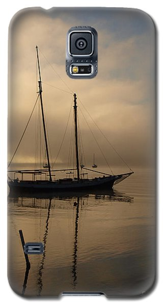 Sail Boat Galaxy S5 Case by Trena Mara