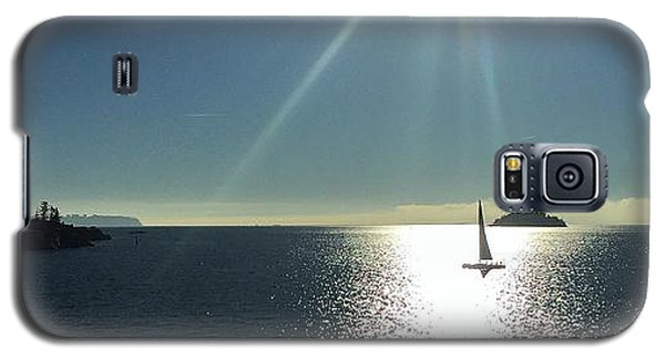 Sail Free Galaxy S5 Case by Victor K