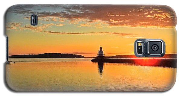 Sail Into The Sunrise Galaxy S5 Case