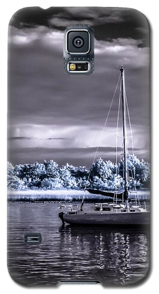 Sailboat 01 Galaxy S5 Case