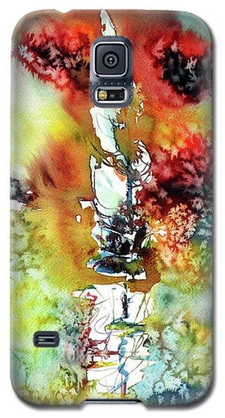 Sailboat After Storm Galaxy S5 Case by Kovacs Anna Brigitta