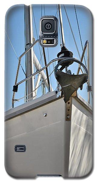 Sailboat Bow 3 Galaxy S5 Case
