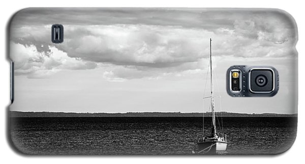 Sailboat In The Bay Galaxy S5 Case by Onyonet  Photo Studios