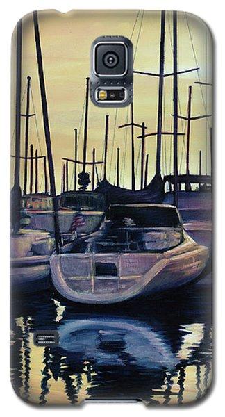 Sailboat Reflections Galaxy S5 Case