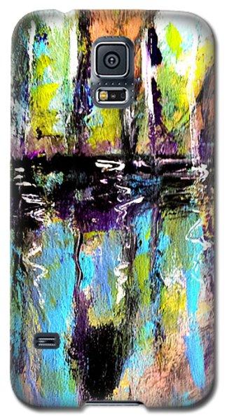 Sailboats At Sunset Galaxy S5 Case