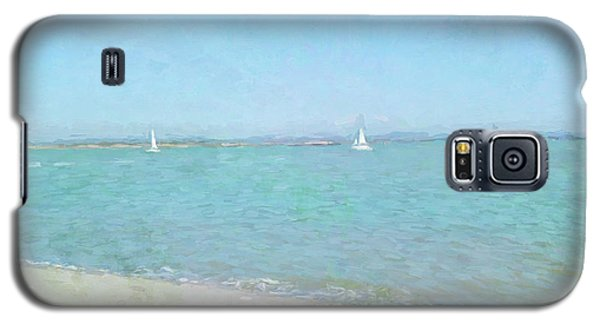 Sailboats At West Wittering Galaxy S5 Case